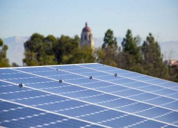 Stanford University plans to go 100 percent solar by 2021 with second solar plant
