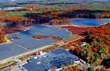 U.S. residential solar PV installations exceed commercial capacity