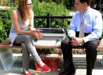 Boston to install solar-powered benches that charge devices and collect environmental data