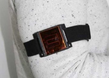 Powering medical implants with solar cells