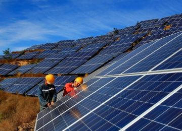 Strong renewable energy growth projected through 2022