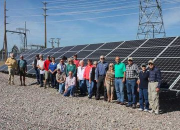 Community solar opens opportunities for new markets