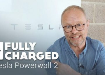 In-depth look at the installation and use of Tesla Powerwall 2