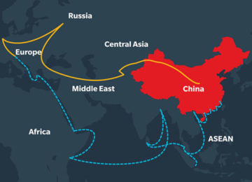 The Belt and Road Initiative (BRI) has significant potential to be powered by solar energy