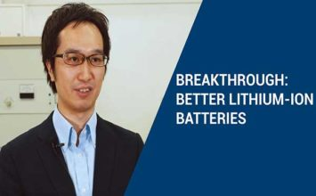 Experts in the properties of electrical energy storage have found a new way to improve lithium-ion batteries