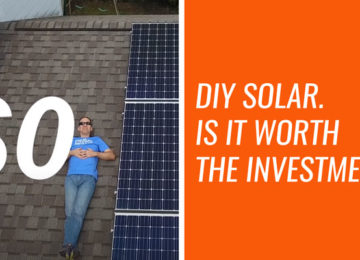 This guy installed a 15kW (DIY) solar panel system on his roof—was it worth the time, and financial investment?