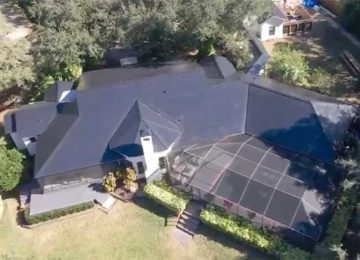 The largest Tesla Solar Roof Tiles system to date — has been installed on a building in Florida
