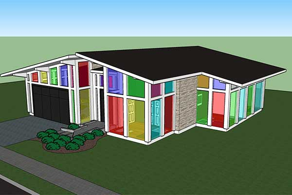 concept-for-a-house-using-windowpanes-designed-by-Rice-University